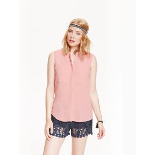 Top Secret LADYS SLEEVELESS SHIRT dámské Pink 40