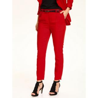 Top Secret LADYS TROUSERS dámské Red 40