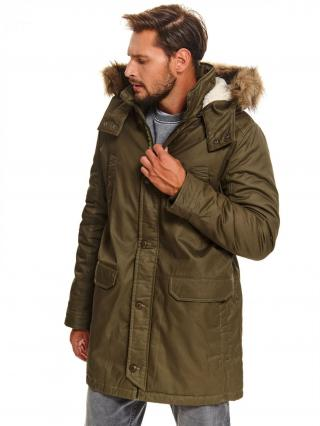 Top Secret MENS JACKET pánské Dark Green L