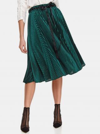 TOP SECRET zelené sukňa - S dámské zelená S