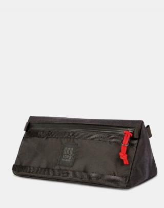 Topo Designs Bike Bag Black/Black Čierna
