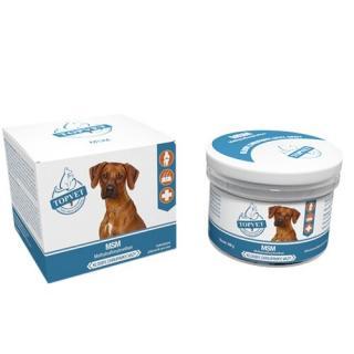 Topvet MSM pre psov 100 g