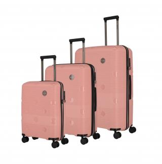 Travelite Smarty 4w S,M,L Pink ružová