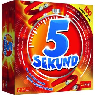Trefl Stolná hra 5 sekúnd