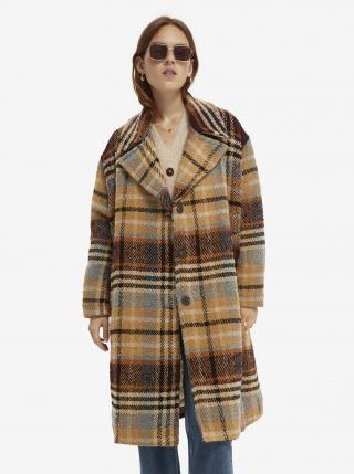 Trenčkoty a ľahké kabáty pre ženy Scotch & Soda - hnedá dámské L