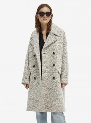 Trenčkoty a ľahké kabáty pre ženy Scotch & Soda - svetlosivá dámské XL