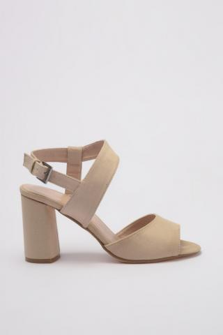Trendyol Beige Womens Classic Heels dámské 37