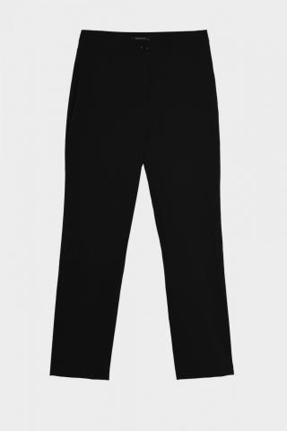 Trendyol Black Basic Pants dámské 34