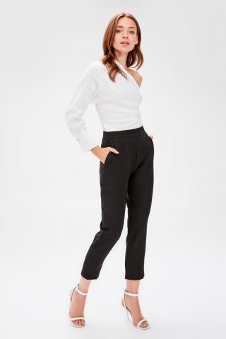 Trendyol Black Carrot Pants dámské 36
