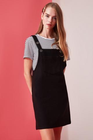 Trendyol Black Jile Dress dámské 36