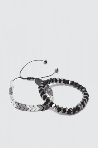 Trendyol Black Male Bijuteri Bracelet One size