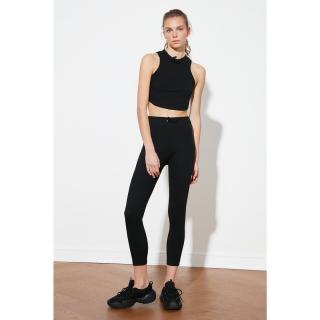 Trendyol Black Sports Tights dámské S
