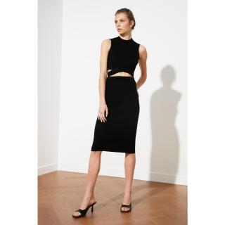 Trendyol Black Top-Top Knitwear Tool dámské S