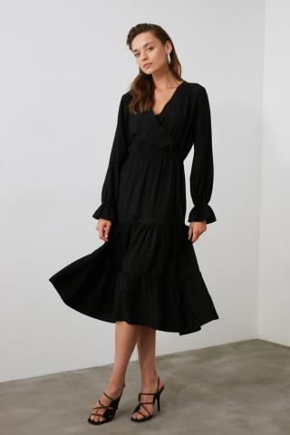Trendyol Black Volli Dress dámské 38