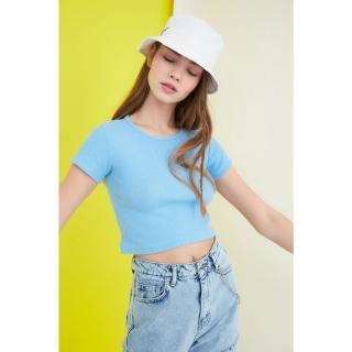 Trendyol Blue Wick Knitted Blouse dámské Navy S