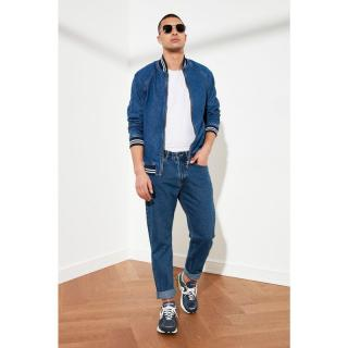 Trendyol Indigo Mens Essential Fit Jeans pánské 34