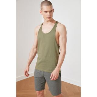 Trendyol Khaki Male Slim Fit Athlete S