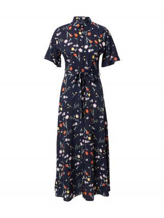 Trendyol Košeľové šaty  námornícka modrá / zmiešané farby dámské 36