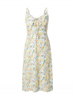 Trendyol Letné šaty  nebielená / zmiešané farby dámské 34