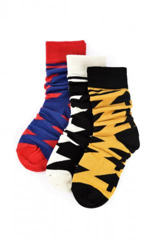 Trendyol Multi-Color Mens Packaged Socks pánské One size