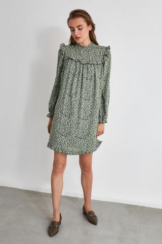 Trendyol Multi-Color Patterned Dress dámské 38