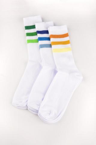 Trendyol Multicolored Packaged Socks pánské One size