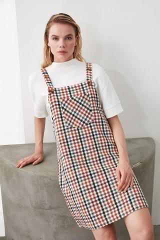 Trendyol Multicolored Strap Dress dámské 36