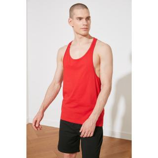 Trendyol Red Male Slim Fit Athlete S