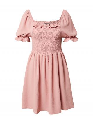 Trendyol Šaty  ružová dámské 38