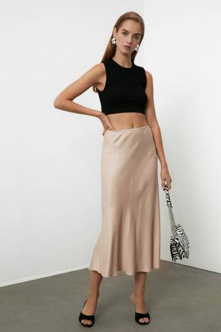 Trendyol Stone Tie Skirt dámské 38