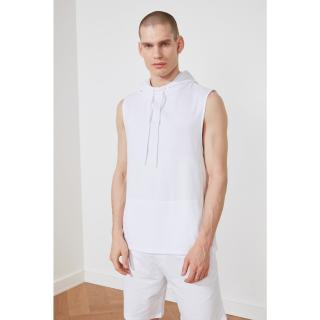 Trendyol White Male Athlete S