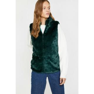 Trendyol Womens Green Vest dámské Yeşil 34
