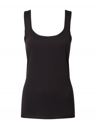 TRIUMPH Tielko Smart Micro Shirt Plus  čierna dámské XS-XL