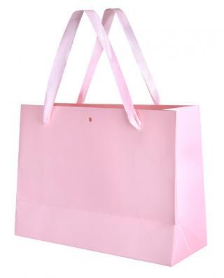 Troli Ružová darčeková taška dámské