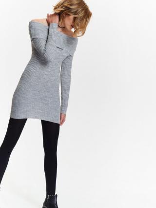 Troll LADYS DRESS dámské Grey XS