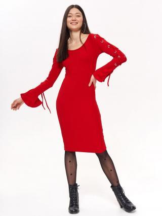 Troll LADYS DRESS dámské Red One size