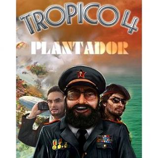 Tropico 4: Plantador DLC - PC DIGITAL