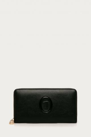 Trussardi Jeans - Peňaženka dámské čierna ONE SIZE