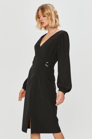 Trussardi Jeans - Šaty dámské čierna 36