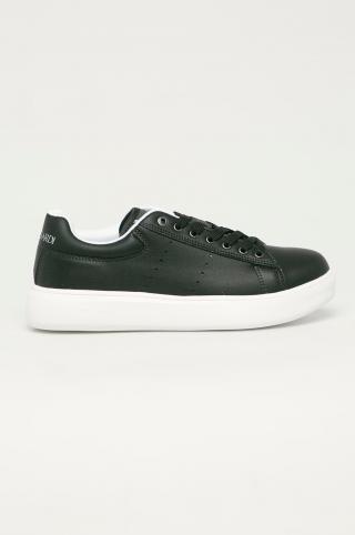 Trussardi Jeans - Topánky pánské čierna 40