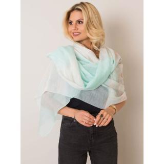 Turquoise silk scarf dámské Neurčeno One size