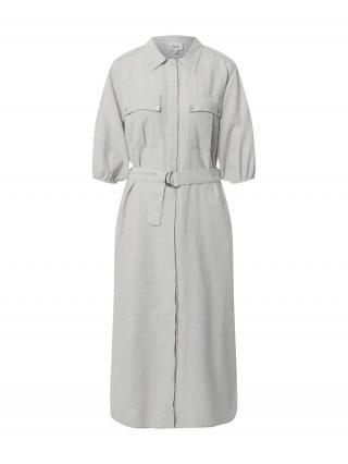Twist & Tango Košeľové šaty Clarissa  svetlosivá dámské 34