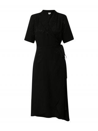 Twist & Tango Košeľové šaty EBBA  čierna dámské 40