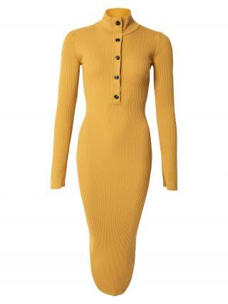 Twist & Tango Pletené šaty Myla  medová dámské XS