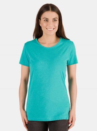 Tyrkysové dámske tričko SAM 73 dámské tyrkysová S