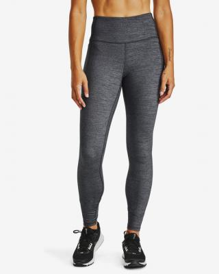 Under Armour Meridian Heather Legínsy Čierna dámské L