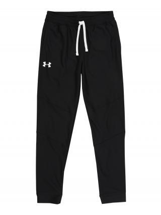 UNDER ARMOUR Športové nohavice  čierna pánské 128-134