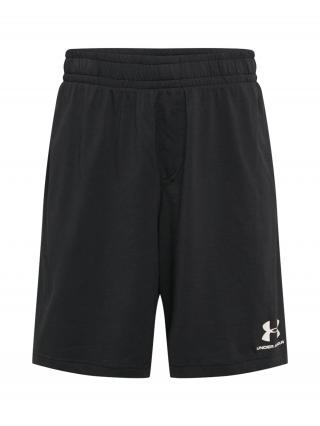 UNDER ARMOUR Športové nohavice  čierna pánské S