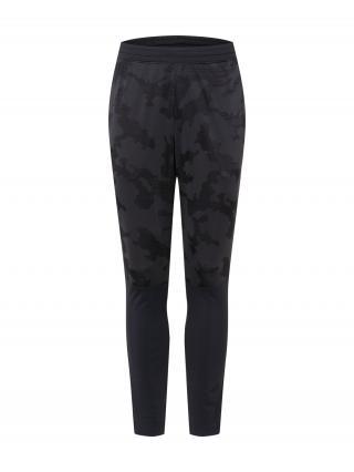 UNDER ARMOUR Športové nohavice  čierna / tmavosivá pánské S