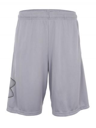 UNDER ARMOUR Športové nohavice TECH  svetlosivá pánské M